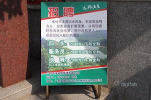 中国レストラン求人
