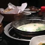 広東料理:太良堡毋米粥 広州新城猪徳店