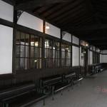 京都梅小路蒸気機関車館・旧国鉄二条駅舎