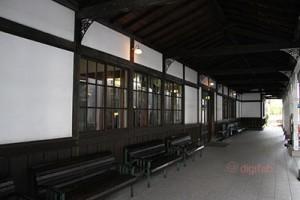 旧国鉄二条駅舎