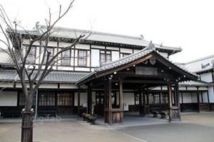 国鉄二条駅舎