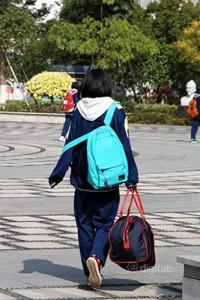 中国の女子高生